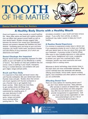 Tooth of the Matter Newsletter